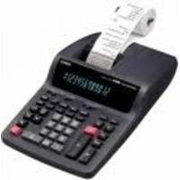 Casio calculator: Bureaurekenmachine met printfunctie (2-kleur), 3.5 regels/sec, 12-cijferig Digitron-display, 1700g - .....