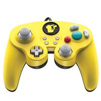 PDP game controller: Wired Fight Pad Pro - Pikachu, EU - Geel