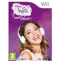 Wii Violetta Rhythym & Music