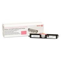 Xerox cartridge: Phaser 6121MFP, standaard tonercartridge, magenta (1500 pagina's)