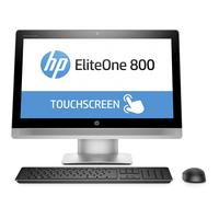 HP all-in-one pc: EliteOne 800 G2 Touch - Intel Core i5 - Zilver