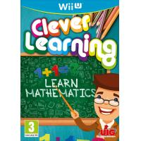 UIG Entertainment game: Clever Learning - Mathematik 1 + 2  Wii U