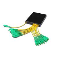 ASSMANN Electronic ALWL-SC-APC-2X16 Netwerk splitter - Zwart