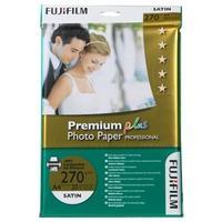 Fujifilm Premium Plus Photo Paper Prof. Satin 10x15 cm, 270g (20) (15769508)