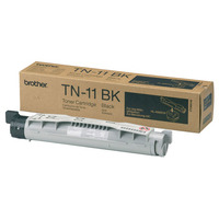 Brother toner: TN 11 Tonercartridge zwart
