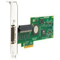 HP interfaceadapter: SC11Xe Host Bus Adapter - U320 SCSI - PCI Express x4