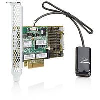 Hewlett Packard Enterprise raid controller: Smart Array P430/4GB FBWC 12Gb 1-port Int SAS
