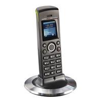 AGFEO dect telefoon: DECT 33 IP - Zwart