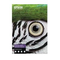 Epson Fine Art Cotton Textured Natural A2 25 Sheets Creatief papier