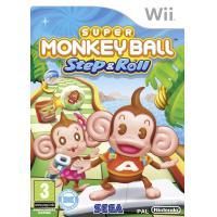 SEGA Super Monkey Ball, Step & Roll Wii (kf-95031)