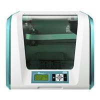 XYZprinting 3D-printer: da Vinci Junior 1.0w 3D-printer WiFi - Groen, Wit