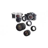 Novoflex lens adapter: Adapter Leica M Obj. an Micro Four Thirds Kameras - Zwart