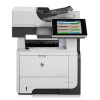 HP multifunctional: LaserJet Enterprise MFP M525f  - Zwart
