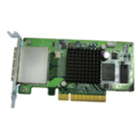 QNAP interfaceadapter: Dual-wide-port storage expansion card, SAS 6Gbps, for A01 series rack mount model, low-profile .....