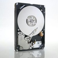 IBM interne harde schijf: 49Y2078 - Zwart