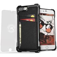 Ghostek mobile phone case: Exec Wallet Case Apple iPhone 7 Plus Black - Zwart