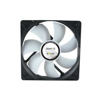 Gelid Solutions Silent 12 Hardware koeling - Zwart, Wit