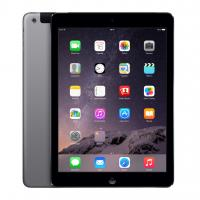 Apple tablet: iPad Air 2 Wi-Fi Cellular 16GB Space Gray - Grijs