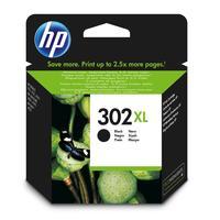 HP inktcartridge: 302XL originele high-capacity zwarte inktcartridge