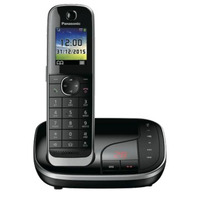 Panasonic dect telefoon: KX-TGJ320 - Zwart
