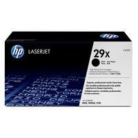 HP toner: 29X originele high-capacity zwarte LaserJet tonercartridge