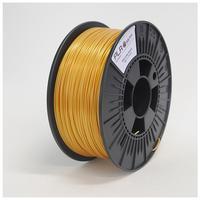 Builder 3D printing material: PLA, Gold, 1.75mm, 1kg - Goud