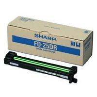 Sharp drum: Drum for FOIS115N Laser Facsimile - Zwart