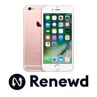 Renewd smartphone: iPhone Apple iPhone 6s Plus refurbished - 128GB Roségoud - Roze goud (Refurbished AN)