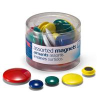 OIC board accessorie: Magneet Kleuren En Maten Assorti - Multi kleuren