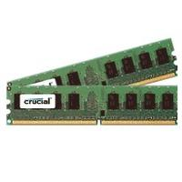 Crucial RAM-geheugen: 16GB DDR2 PC2-5300 Dual Kit