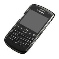 BlackBerry mobile phone case: Curve 9370/9360/9350 Hard Shell - Zwart