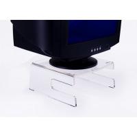 Newstar monitorarm: LCD/CRT monitor riser - Transparant