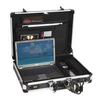 Phoenix laptoptas: Madrid SC0062CG - Zwart, Zilver