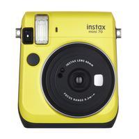 Fujifilm direct klaar camera: Instax mini 70 - Geel