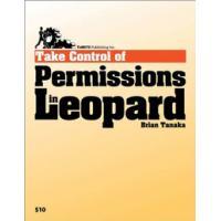 TidBITS Publishing algemene utilitie: TidBITS Publishing, Inc. Take Control of Permissions in Leopard - eBook (EPUB)