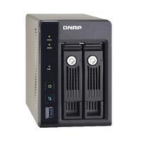 """QNAP NAS: 2 x 3.5""""/ 2.5"""" SATA HDD / SSD Bays, w/o HDD, Intel Celeron (2.0GHz, 4 Cores), 2GB DDR3L RAM, Flash 512MB ....."""
