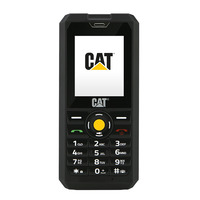 Caterpillar CAT B30 mobiele telefoon - Zwart