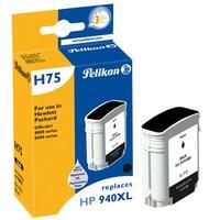 Pelikan inktcartridge: 940XL - Zwart