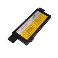 MicroBattery batterij: Laptop Battery for IBM/Lenovo 6Cells Li-Ion 11.1V 5.2Ah 58wh - Zwart