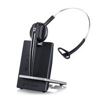 Sennheiser headset: D10 USB ML - Zwart, Zilver
