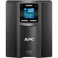 APC UPS: Smart-UPS C 1000VA met vijf jaar garantie