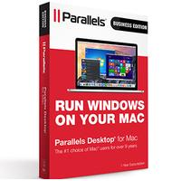 Parallels software licentie: Desktop f/ Mac Business Edition