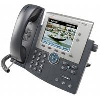 Cisco Unified IP Phone 7945G w/ 1 CCME User License dect telefoon - Grijs