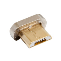 RealPower Magnetic Micro-USB adapter for Magnetic cable series Kabel adapter - Goud