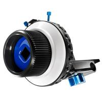 Walimex camera kit: Follow Fokus F3 - Zwart, Blauw, Wit