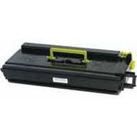 Panasonic cartridge: DQ-TU18B Black Laser Toner Cartridge - Zwart