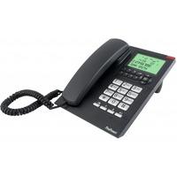 Profoon dect telefoon: TX-325 Bureautelefoon, LCD, Zwart