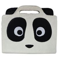 "PORT DESIGNS tablet case: Ani Folio for 9-10.1"", Panda - Zwart, Wit"