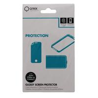 Qtrek screen protector: Sony Xperia Z5 Compact Screenprotector Glossy 2x - Transparant