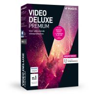 Magix grafische software: Magix, Video Deluxe Premium